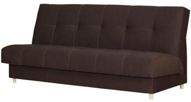Dīvāngulta Bodzio Kortina S1 Dark Brown, 197 x 90 x 92 cm