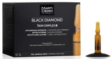 Martiderm Black Diamond Skin Complex+ Intensive Anti Wrinkle Ampoules 10x2ml