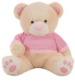Mīkstā rotaļlieta Teddy Bear, 80 cm