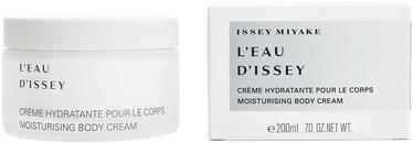 Issey Miyake L´Eau D´Issey 200ml Moisturising Body Cream