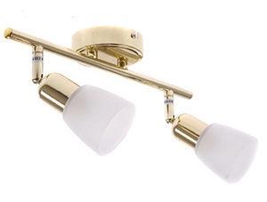 Gaismeklis Verners Spotlight SIMPLE 5038-2A/GO Gold