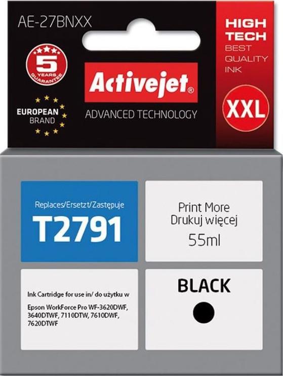 ActiveJet Cartridge AE-27BNXX For Epson 55ml Black