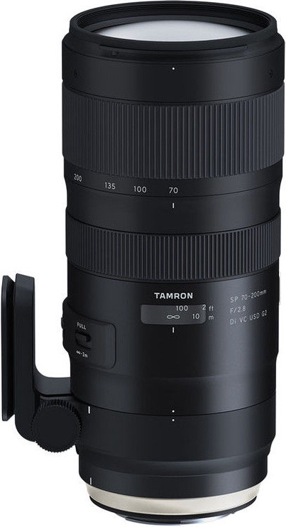 Tamron SP 70-200mm f/2.8 Di VC USD G2 for Canon
