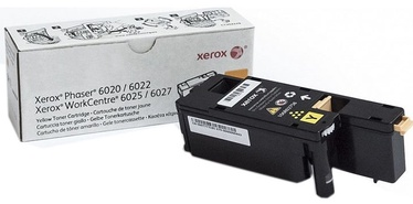 Xerox Toner For Phaser 6022/Workcentre 6027 Yellow