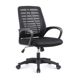 Krēsls 815, melns, 60x58x99 cm