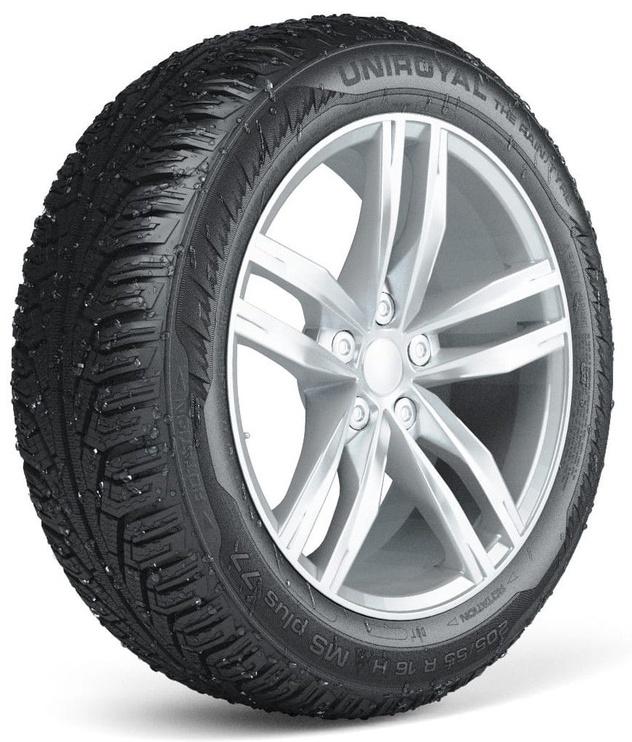 Зимняя шина Uniroyal MS Plus 77, 245/45 Р18 100 V XL E C 71