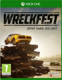 Игра Xbox One Wreckfest Xbox One