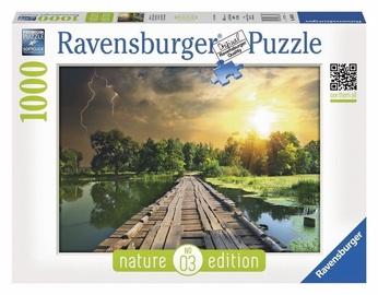 Puzle Ravensburger Natural Edition 3 Mystic Skies 19538, 1000 gab.