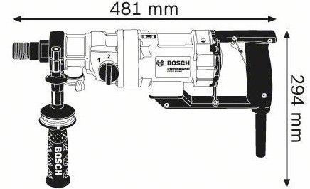 Bosch GDB 180 WE Diamond Drill