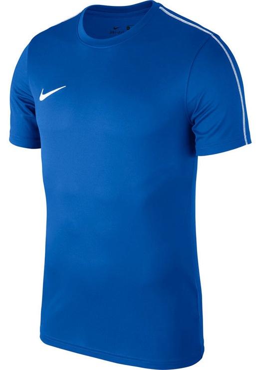 Nike Men's T-Shirt Dry Park 18 SS AA2046 463 Blue S
