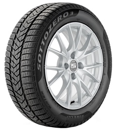Ziemas riepa Pirelli Winter Sottozero 3, 215/55 R18 99 V XL C B 72