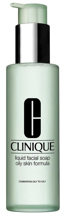 Sejas tīrīšanas līdzeklis Clinique Liquid Facial Soap Oily, 200 ml