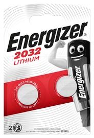 LITIJA BATERIJAS ENERGIZER CR2032 3V B2 235 mAh