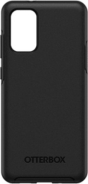 OtterBox Symmetry Series Back Case For Samsung Galaxy S20 Plus Black