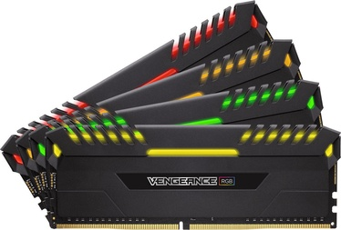 Corsair Vengeance LED 32GB 3466MHz CL16 DDR4 RGB DIMM KIT OF 4 CMR32GX4M4C3466C16 (bojāts iepakojums)