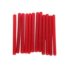 Vagner Glue Sticks 7.2x100mm Red 12pcs