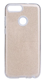 Forcell Shining Back Case for Huawei P Smart 2019 Gold