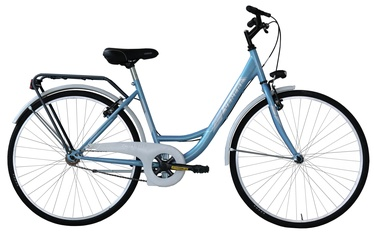Masciaghi Olanda City Bike 26'' Blue