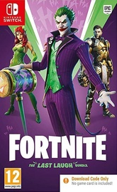 Fortnite The Last Laugh Bundle SWITCH DIGITAL CODE