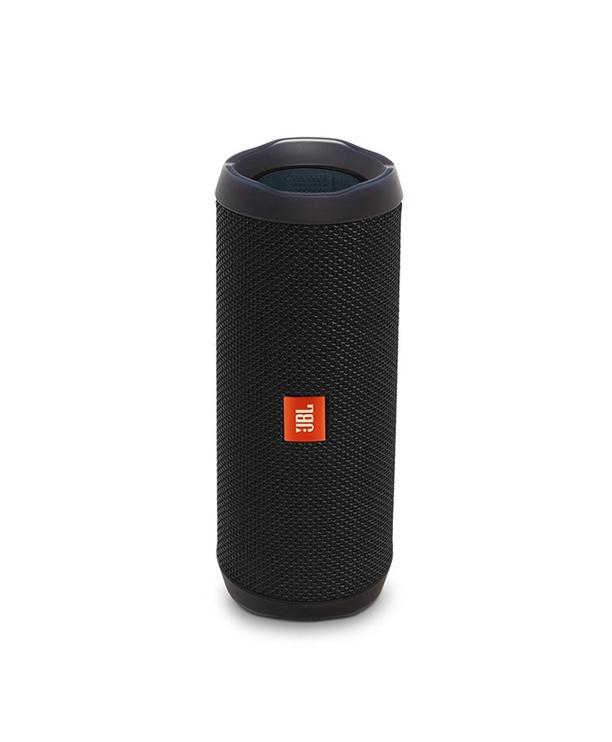 Bezvadu skaļrunis JBL Flip 4 Black, 16 W