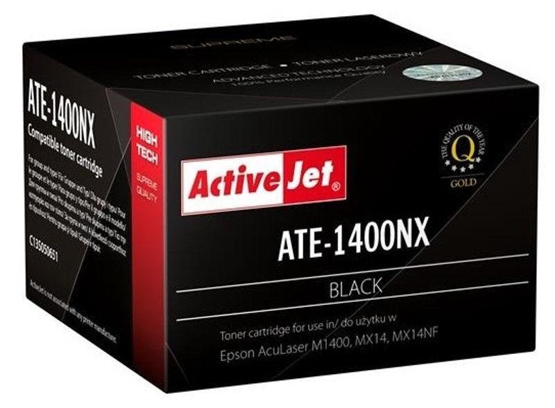 ActiveJet Toner ATE-1400NX Black