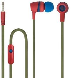 Austiņas Forever JSE-200 Red/Blue