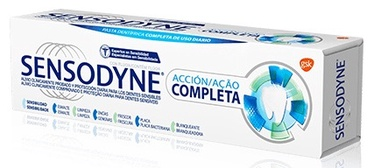 Зубная паста Sensodyne Full Action, 75 мл