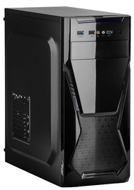 Akyga Micro Tower ATX Case AK13BK