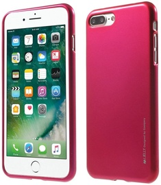Mercury i-Jelly Back Case For Apple iPhone X Pink