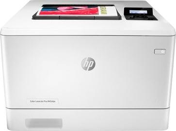 Лазерный принтер HP Pro M454dn, цветной