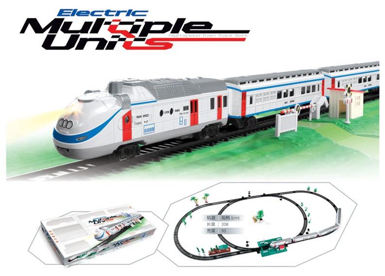 Игрушечный поезд Doy Multiple Units 608041397