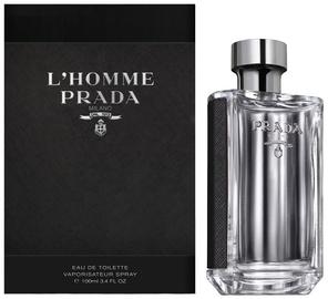 Tualetes ūdens Prada L'Homme Prada 100 ml, EDT