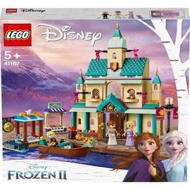 Конструктор LEGO® Disney Princess Деревня в Эренделле 41167, 521 шт.