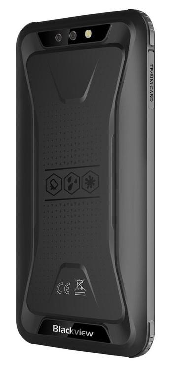 Mobilais telefons Blackview BV5500 Black, 16 GB