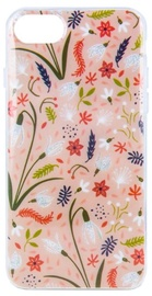 Mocco Spring Back Case For Apple iPhone 6 Plus/6s Plus White Snowdrop