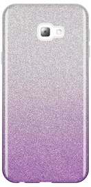 Wozinsky Glitter Shining Back Case For Samsung Galaxy J4 Plus J415 Purple