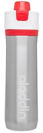 Aladdin Active Hydration Thermos Bottle 0.6l Red
