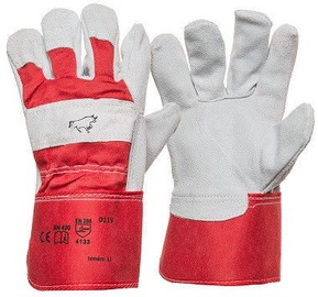 DD Thick Suede Gloves With Double Seams 12