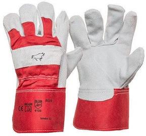 Darba cimdi DD Thick Suede Gloves With Double Seams 12