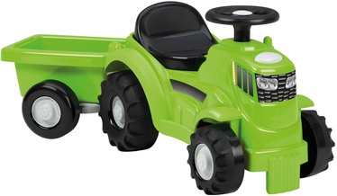 Ecoiffier Tractor With Trolley Green 8/359S
