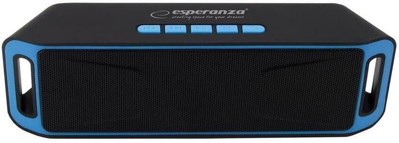 Bezvadu skaļrunis Esperanza EP126, zila, 6 W