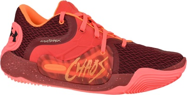 Under Armour Spawn 2 Basketball Shoes 3022626-600 Red 47