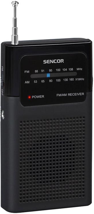 Sencor SRD 1100 Radio Receiver Black