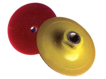 Pamatne slīpdiskiem Vagner SDH 501.11 D125 M14, velkro