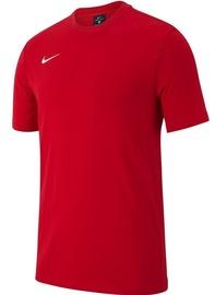 Футболка Nike T-Shirt Tee TM Club 19 SS JR AJ1548 657 Red XL