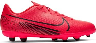 Nike Mercurial Vapor 13 Club FG / MG JR AT8161 606 Laser Crimson 32