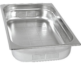 Stalgast Gn Perforated Food Pan 1/1 19l