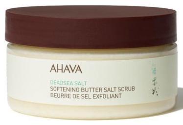 Ķermeņa skrubis Ahava Deadsea Salt Softening Butter Salt, 220 g