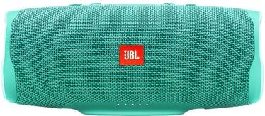 Bezvadu skaļrunis JBL Charge 4 Teal, 30 W