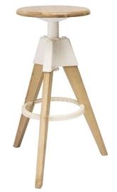 Барный стул Signal Meble Bodo White/Oak